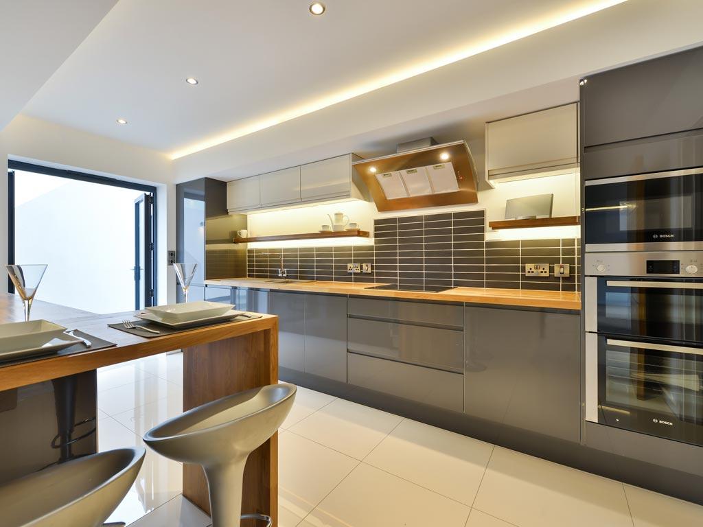 Eco Home Modern Kitchen